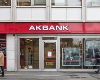 Akbank'tan yeni açıklama! Önümüzdeki saatlerde...
