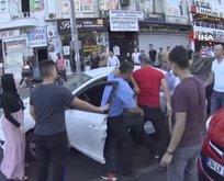 İstanbul'da şok görüntü!
