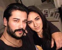 Burak Özçivit'in kardeşi sosyal medyayı salladı!