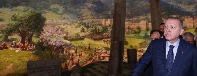 Başkan Erdoğan Panorama 1326 Bursa Fetih Müzesi'nin resmi açılışını yaptı