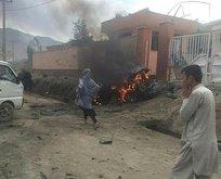 Afganistan'ın başkenti Kabil'de iftar saatinde bombalı saldırı! Çok sayıda ölü var