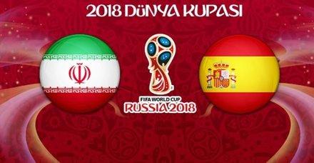 İran - İspanya maçı ne zaman, saat kaçta ve hangi kanalda yayınlanacak?