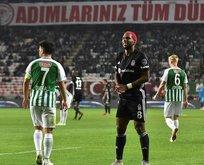 Konya'da futbol kazandı!