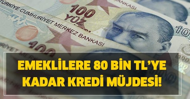 Emeklilere 60 ay vadeli kredi imkanı! 80 bin TL'ye kadar PTT Bank emekli kredisi başvurusu nasıl yapılır?