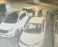 İstanbul'da silahlar konuştu