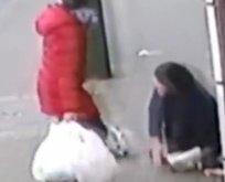 Belçika'da Müslüman kadına ırkçı saldırı