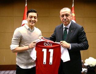 """Mesut Özil: """"Yine olsa yapardım!"""""""