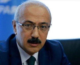 Son dakika: Hazine ve Maliye Bakanı Lütfi Elvan'dan Berat Albayrak'ı hedef alan CHP'ye tepki!