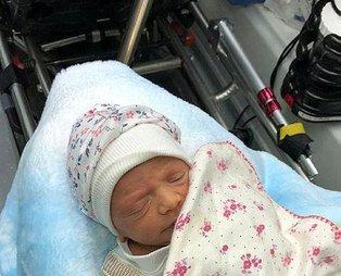 Konya'da çöp konteynerinin yanında terk edilmiş bebek bulundu