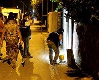 Adana'da gece yarısı kovalamaca!