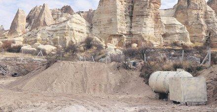 Kapadokya'yı 'Göreme'dik