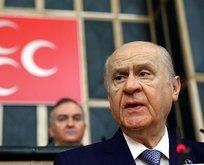 Bahçeli'den Irak'taki Türkmenler hakkında flaş açıklama!