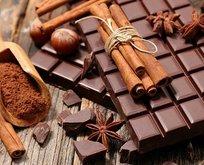 Çikolatayla mutluluklar