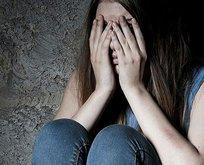Genç kadın takside kabusu yaşadı