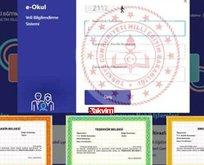 E Okul VBS öğretmen/ öğrenci giriş ekranı 2021:  Karne notları görüntüleme! E Okul Veli Bilgilendirme Sistemi