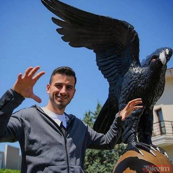 Beşiktaşlı Oğuzhan Özyakup aşk bombasını patlattı! Bakın o isim kim