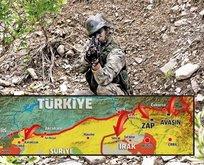 Türkiye, yeni harekatlar için düğmeye bastı