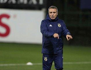 İşte Fenerbahçe'nin Bursaspor 11'i! Ersun Yanal kadroyu belirledi