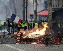 Fransada protestoların bilançosu