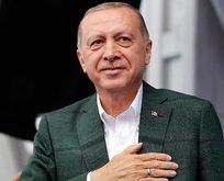 Başkan Erdoğan'a dev destek! #WeAreErdogan dünyayı salladı