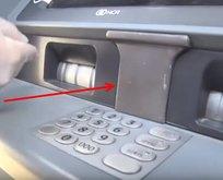ATM'den para çekerken dikkat! Bilgileriniz çalınabilir
