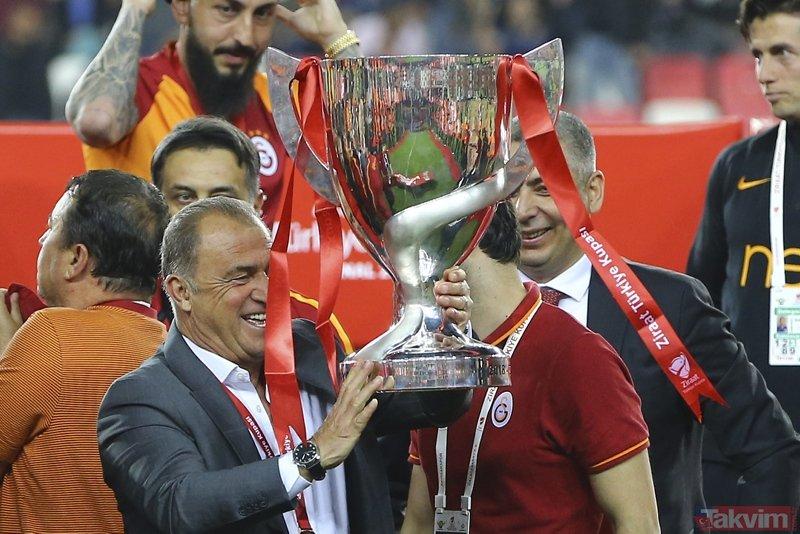 Fatih Terim'den sürpriz kadro! İşte Galatasaray - Başakşehir maçı 11'leri...