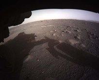 Mars'tan yeni görüntüler geldi!