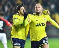 Fenerbahçe'de şok! Vedat Muriqi...