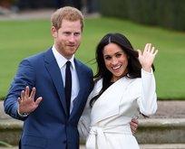 Prens Harry ile Meghan Markle evleniyor
