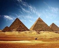 Mısır Piramitleri nasıl yapıldı? NASA bu gizemi çözdü mü?