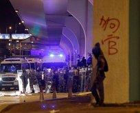 Hong Kong'da protestolar devam ediyor