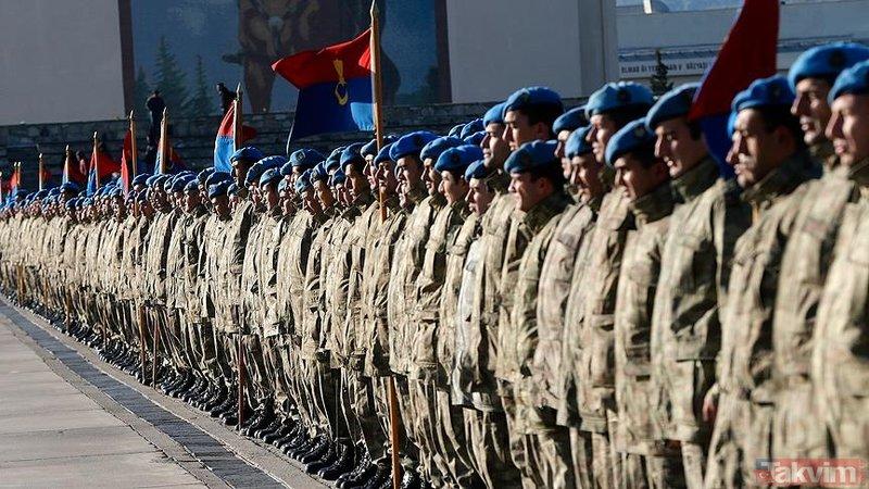 Jandarma uzman erbaş alımı başvuru formu! 2019 JGK başvuru şartları neler? Başvuru son gün ne zaman?