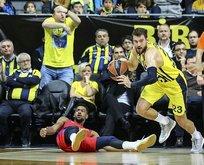 Fenerbahçe Beko'yu CSKA da yıkamadı
