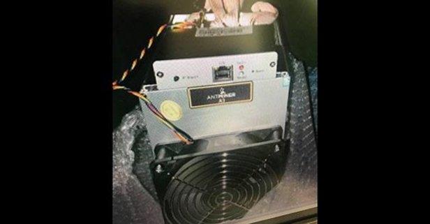 Kapıkule'de Bitcoin operasyonu