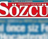 Sözcü'nün PKK yandaşı 'Atatürkçüleri'