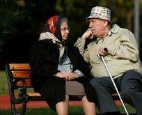 Emekli kadına üç maaş
