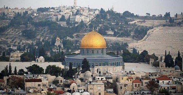 Ürdün'den İsrail'e Kudüs mektubu