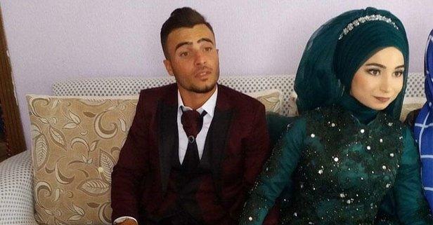 Düğünde dehşet! Damat o geceyi anlattı