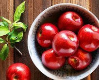 Kansere karşı günde bir elma
