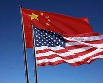 ABDden Çine tarihi rest