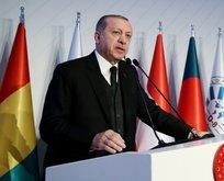 Cumhurbaşkanı Erdoğan:  ABD bunu nasıl izah edecek?