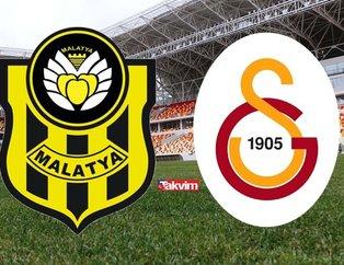 Yeni Malatyaspor - Galatasaray maçı hangi kanalda, saat kaçta? ZTK yarı final rövanş maçı ne zaman?