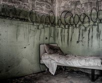 Eski akıl hastanelerinden ürpertici kareler