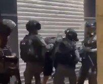 Terörist İsrail devletinin zulmü devam ediyor