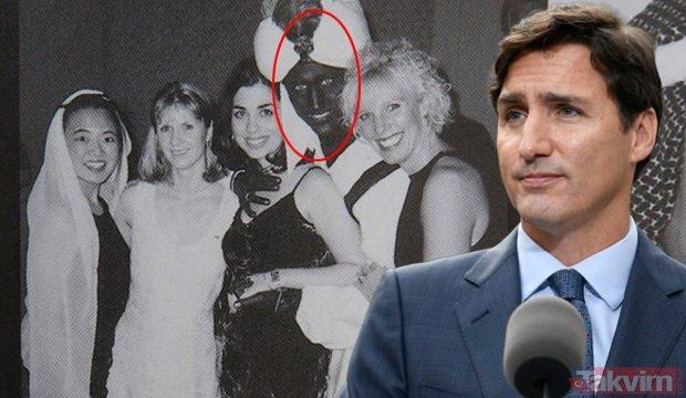 Kanada Başbakanı Justin Trudeau'nun skandal görüntüleri ortaya çıktı! Yüz kızartıcı...