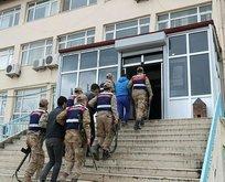 Bombalı eylem hazırlığındaki 3 terörist yakalandı!