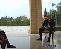 Aliyev'den BBC muhabirine tokat gibi cevap