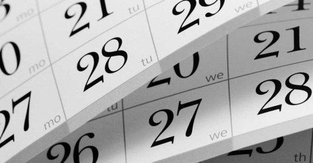 2018 Ramazan bayramı ne zaman başlayacak? Bayramda kaç gün tatil olacak?