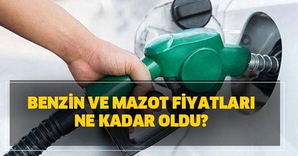 29 Mart benzin ve mazot fiyatları ne kadar oldu? İstanbul, Ankara ve İzmir akaryakıt fiyatları kaç TL?