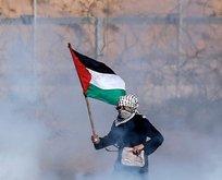 İşgalci İsrail yine kan döktü!
